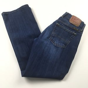 Lucky Brand Easy Rider Dark Straight Size 4 / 27